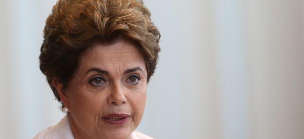 Brazil Senate Opens Rousseff's Impeachment Trial