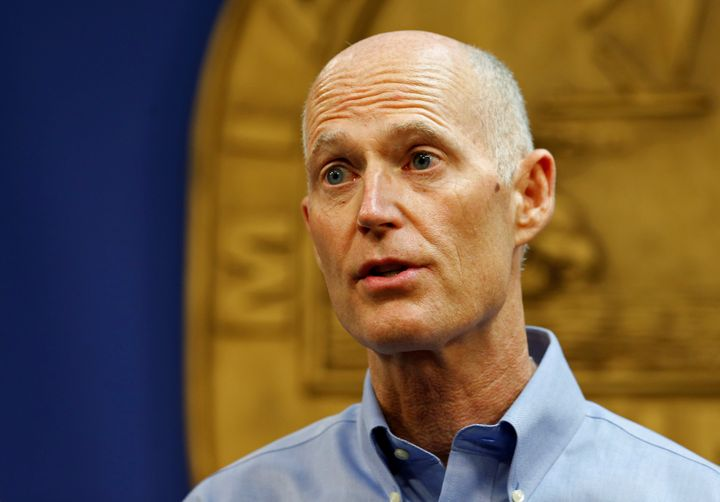 Florida Gov. Rick Scott has said that he has not received all of the Zika antibody tests and laboratory support that he had requested.