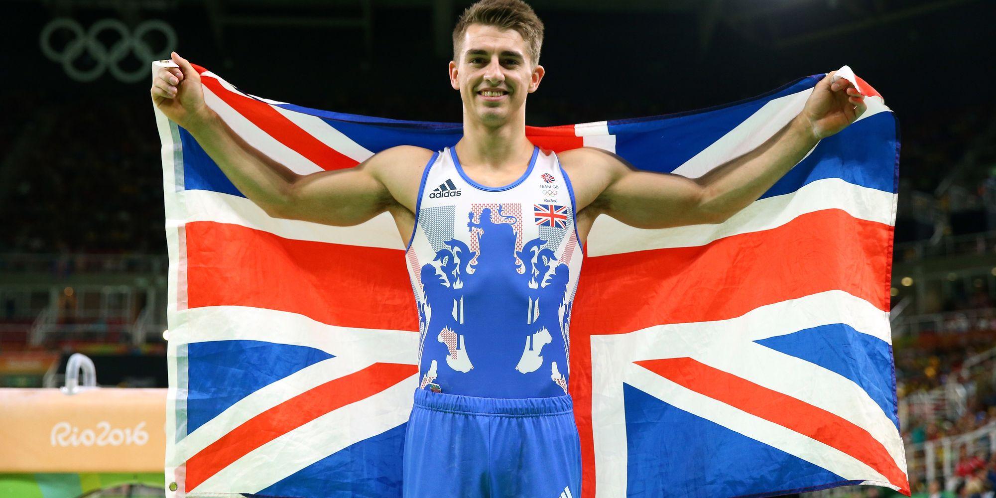 Max Whitlock: 'I Had No Idea How My Body Would Cope At Rio'