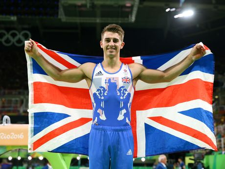 Max Whitlock: 'I Had No Idea How My Body Would Cope At Rio'