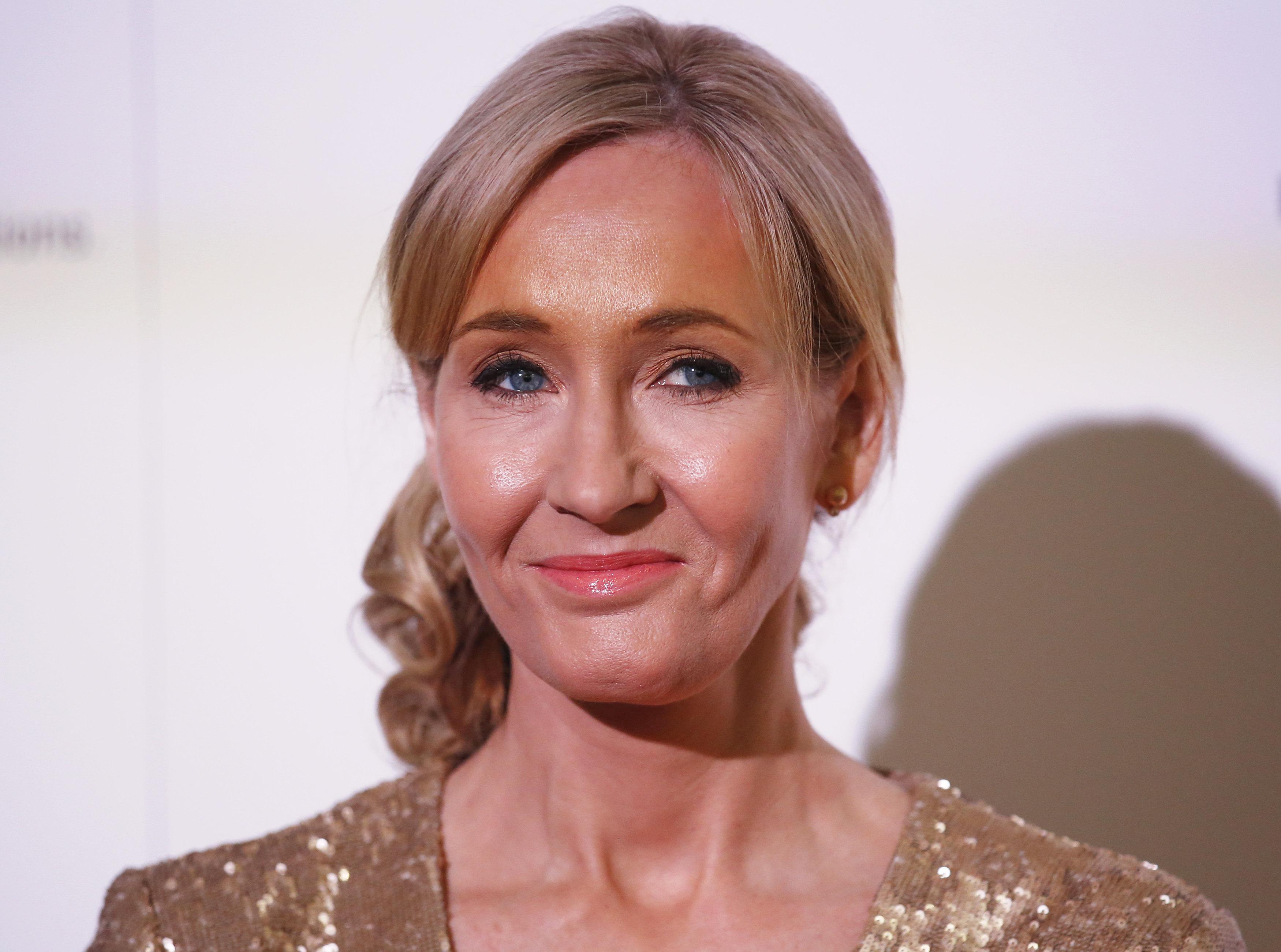 Rowling strikes again.