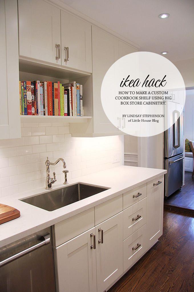 """<i><a href=""""http://lindsaystephenson.com/blog/2012/12/ikea-hack-how-to-make-cookbook-shelf.html/"""" target=""""_blank"""">image sour"""