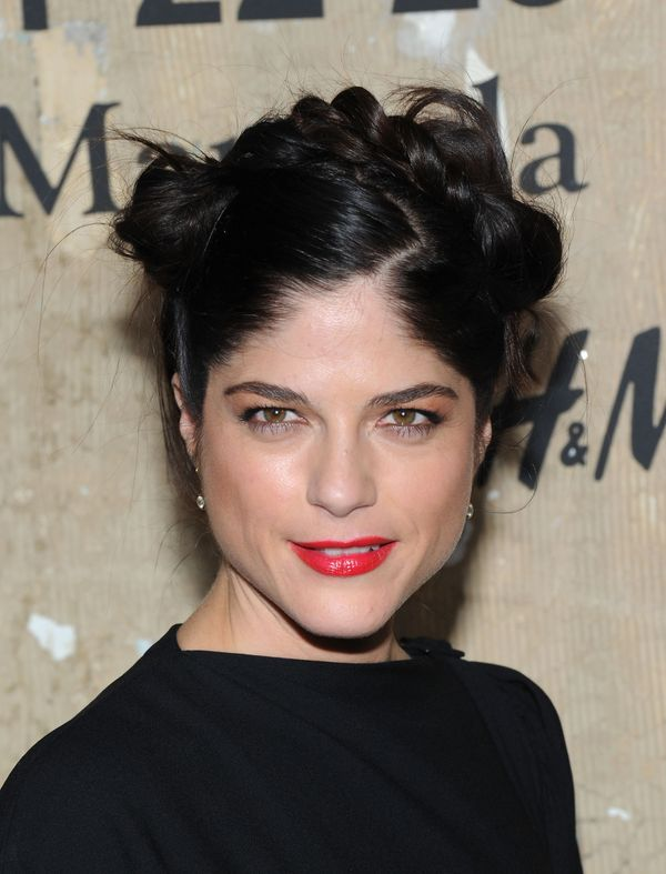 """In a 2012 interview with People Magazine, actress Selma Blair <a href=""""http://celebritybabies.people.com/2012/03/29/selma-bla"""