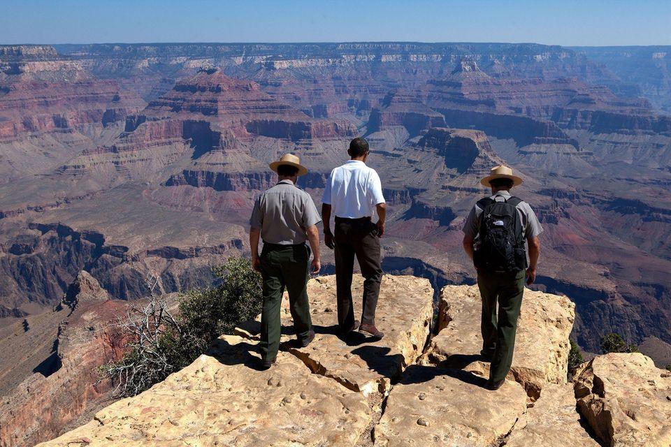 Grand Canyon National Park, Arizona, Aug. 16, 2009.