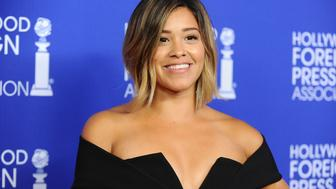 BEVERLY HILLS, CA - AUGUST 04:  Actress Gina Rodriguez attends the Hollywood Foreign Press Association's grants banquet at the Beverly Wilshire Four Seasons Hotel on August 4, 2016 in Beverly Hills, California.  (Photo by Jason LaVeris/FilmMagic)