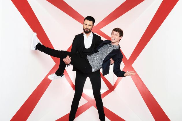 Rylan and Matt are taking the helm of 'The Xtra
