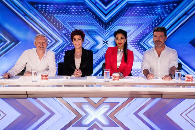 The new-look 'X Factor' judging