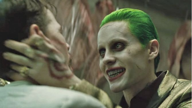Deleted Scene May Explain Why The Joker Was Barely In Suicide