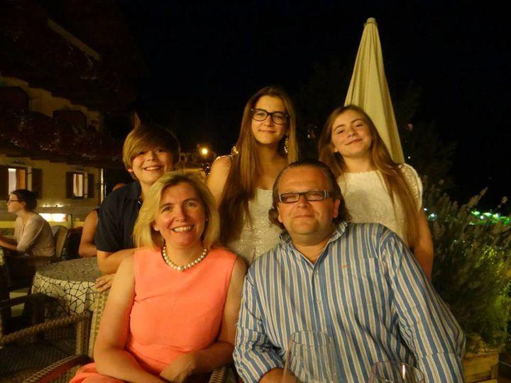 Last year in Italy -- so happy to be still around.