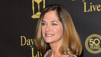 Actress Kassie Depaiva attends the 'Days Of Our Lives' 50th Anniversary at the Hollywood Palladium on November 7, 2015 in Los Angeles, California.