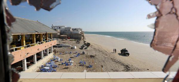 Al Shabaab Militants Attack Somali Beach Restaurant