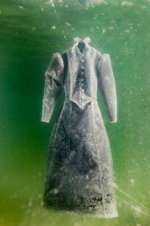 9 month black dress dead