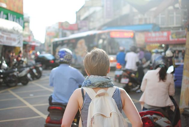 Why I Travel Alone As A Married Woman