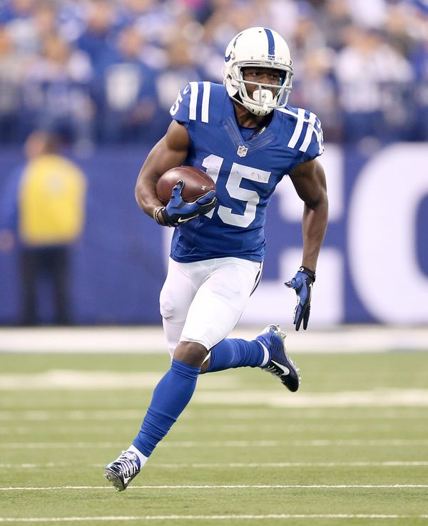 Dorsett is a Miami Hurricane speed demon who flashed as a rookie last year, but lacked consistency and dealt with injury prob