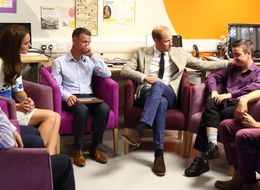 Prince William Gives Moving Advice To Teen Who Lost His Mom To Cancer