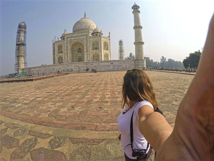 <strong>Taj Mahal, 2016&nbsp;</strong>