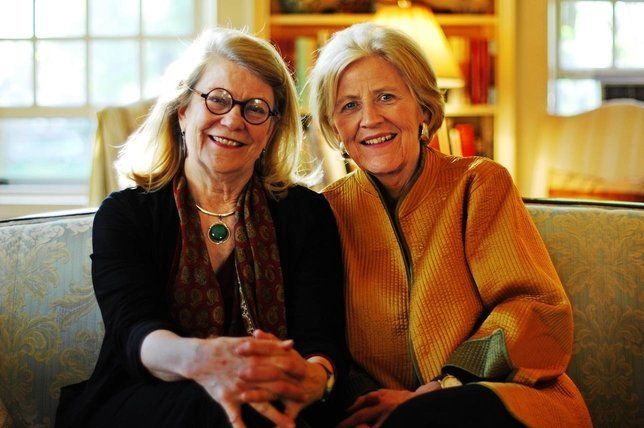 Diana Eck and Dorothy Austin have been Faculty Deans of Harvard's Lowell House since 1998.
