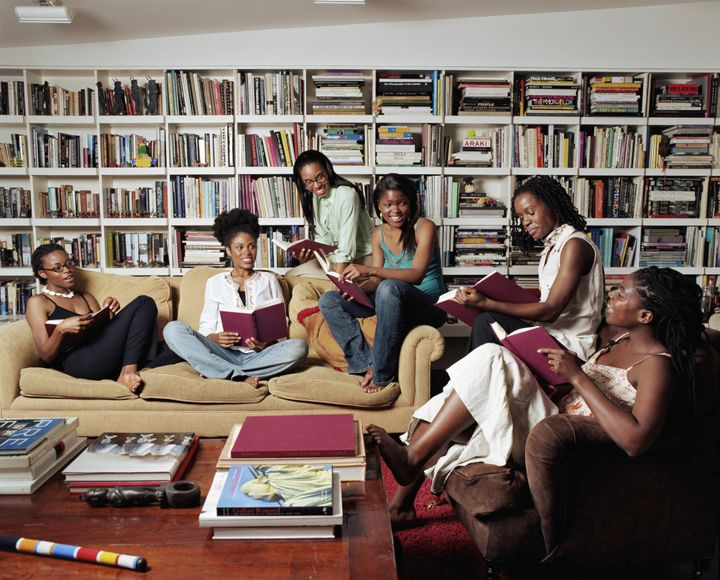 Calmer settings, such as a book club or outdoors club, are the perfect, less-stressful ways for introverts to meet new people.