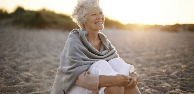 3 Secrets to Slow the Aging Process.
