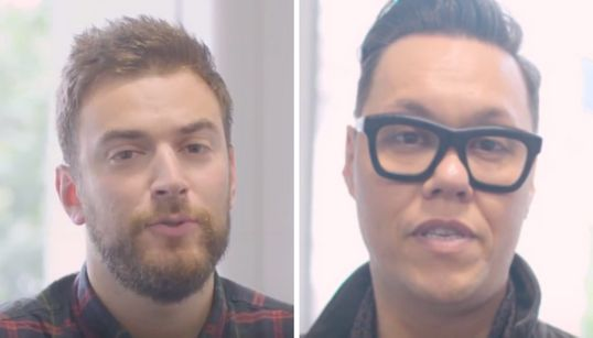 Gok Wan Joins Activists To Deliver Emotional Advice For Bullied LGBT