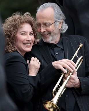 Herb and Lani Alpert