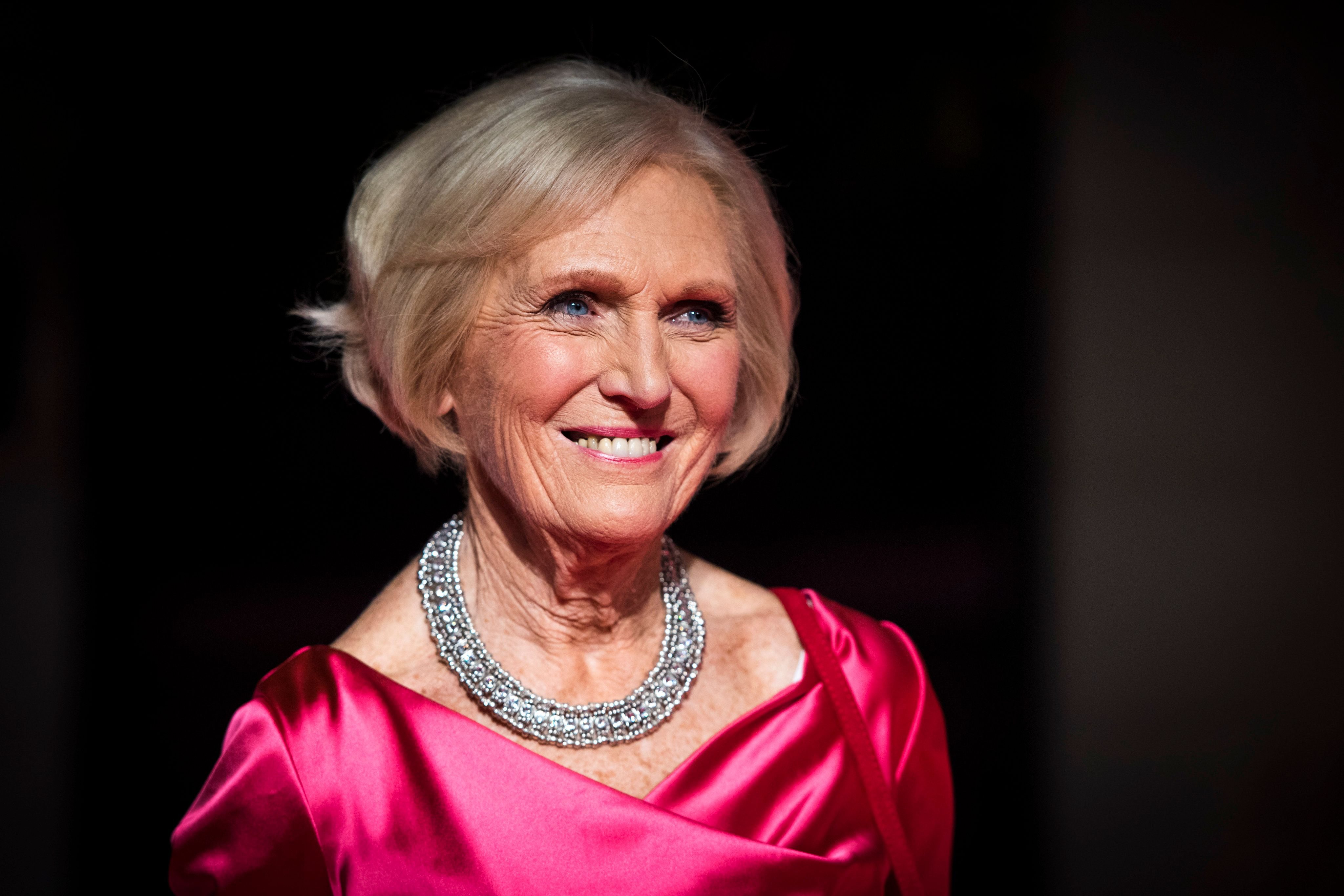 Mary Berry Calls For Sugary Drinks Ban And Reveals How She Stays Healthy While Filming 'Bake