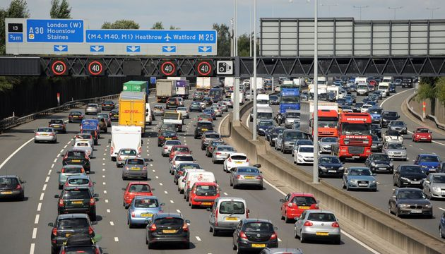 Some 13 million drivers are expected to take to the roads this Bank Holiday