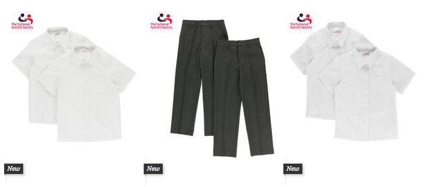 Marks & Spencer Launches 'Easy Dressing' School Uniform Range To Help Children With