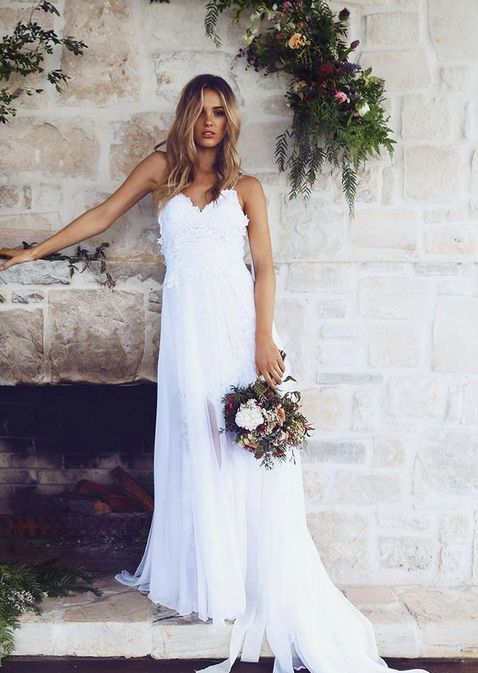 The 10 Most Pinned Wedding Dresses Of