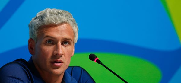 Controversial Olympian Ryan Lochte 'Signs Up' For US 'Strictly'