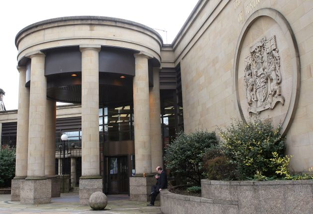 David Newlands was jailed at the High Court in Glasgow (file