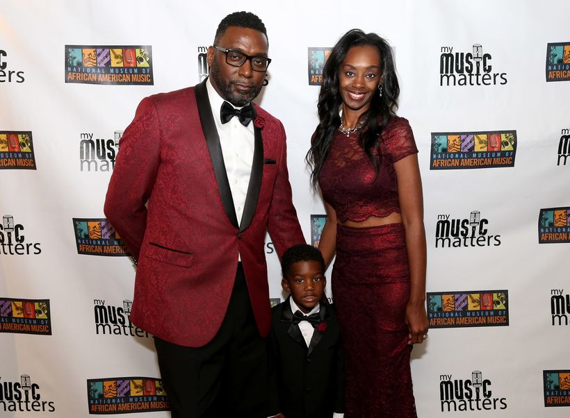 <span>Big Daddy Kane and family attend the NMAAM 2016 Black Music Honors on August 18, 2016 in Nashville, Tennessee.&nbsp;</s