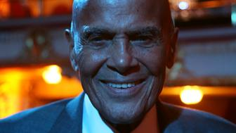 NEW YORK, NY - NOVEMBER 09:  Harry Belafonte is honored at The Gathering For Justice 2015 Justice Ball at The Apollo Theater on November 9, 2015 in New York City.  (Photo by Johnny Nunez/WireImage)