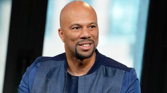 NEW YORK, NEW YORK - APRIL 11:  Rapper/actor Common discusses his latest movie 'Barbershop: The Next Cut' at AOL Build at AOL Studios In New York on April 11, 2016 in New York City.  (Photo by Slaven Vlasic/Getty Images)