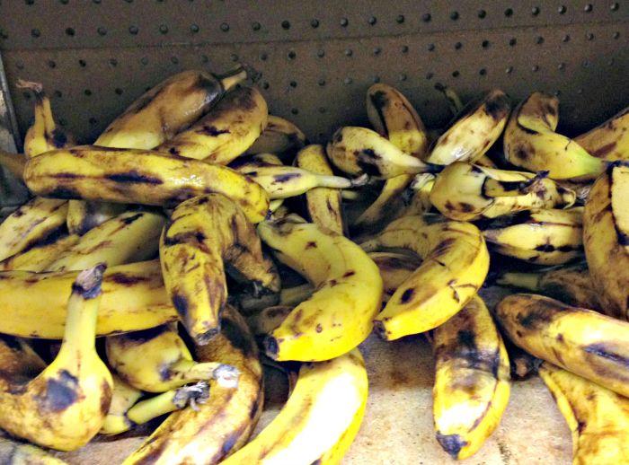 Bananas at Lambertville Food Pantry, Lambertville, NJ
