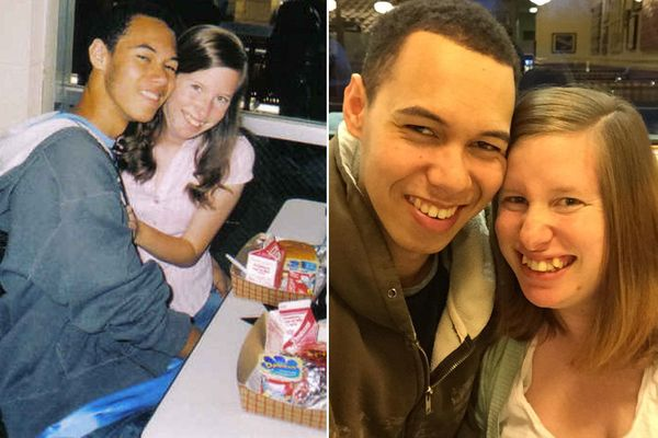 """We've been together since Dec. 29, 2006 -- a little after Nile invited me to the winter formal. I was 16 and he was 17"