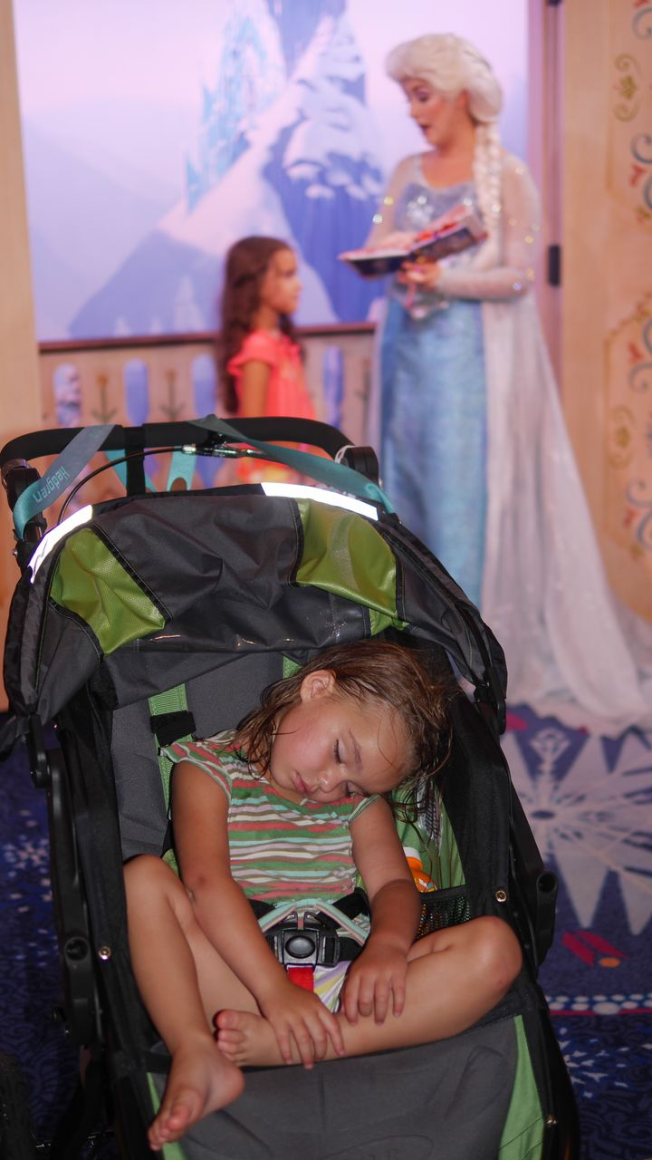 What To Do When Your Child Has A Meltdown At Walt Disney