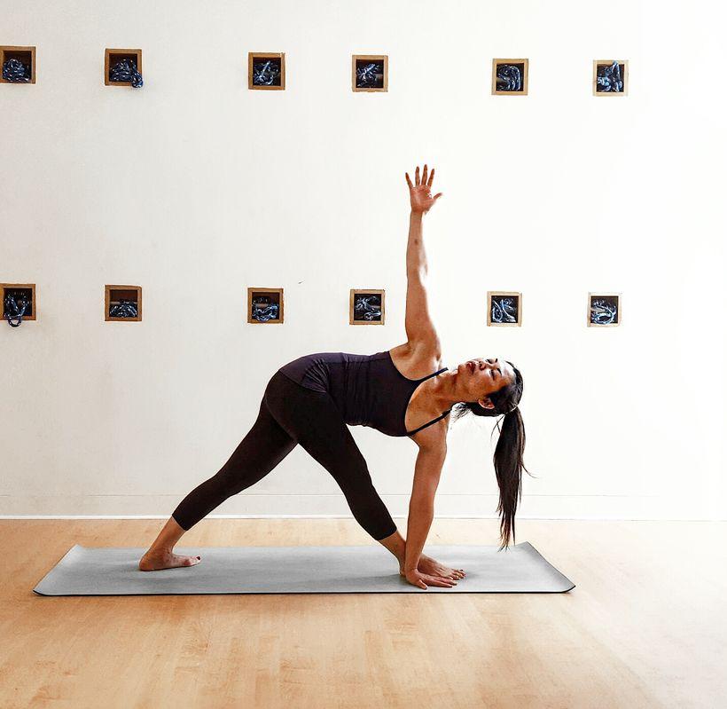 """Boston yoga instructor Yoshiko Price at <a href=""""http://www.downunderyoga.com/"""" target=""""_blank"""">Down Under&nbsp;School of Yog"""