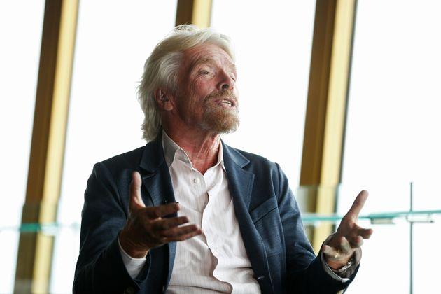 Richard Branson personally entered the 'Traingate'