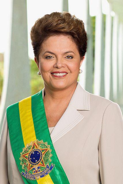 Official photo of President Dilma Rousseff. Credit: Roberto Stuckert Filho @https://www.flickr.com/photos/51178866@N04/