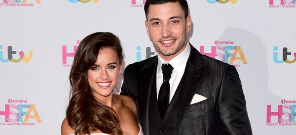 'Strictly' Couple Georgia May Foote And Giovanni Pernice Announce Split