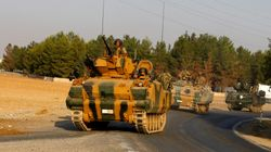 Turkey Pushes Farther Into Syria As Monitor Says Villagers