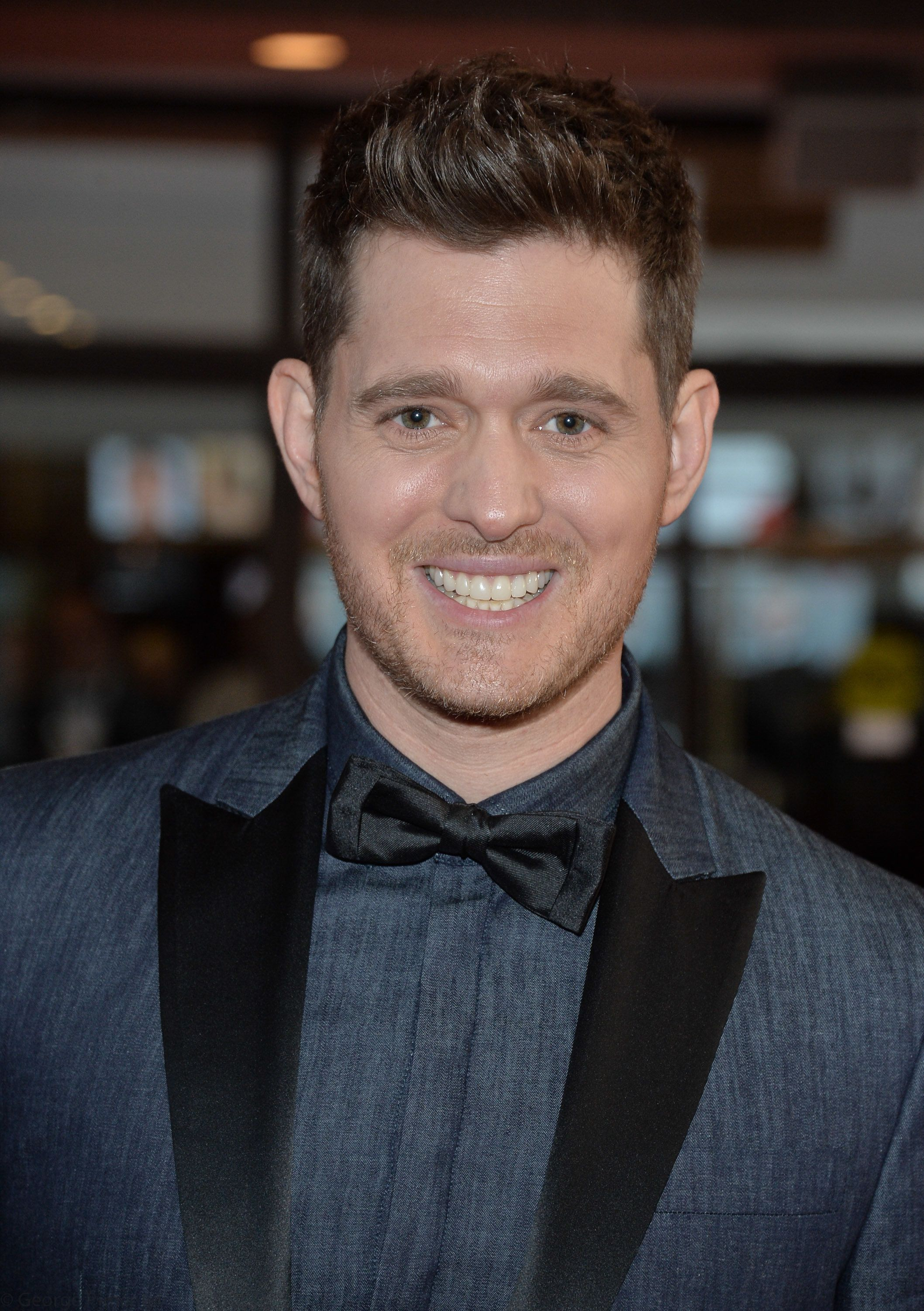 Michael Bublé Shares Rare Family Photo As They Celebrate Son Noah's Third