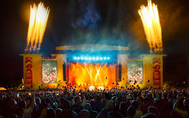 Teen Dies After Taking Drugs At Leeds Festival