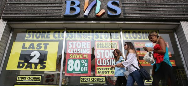 BHS' Last Stores Close Today, Ending 88 Years Of Retail History
