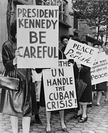 Women Strike for Peace.