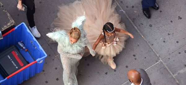 Beyoncé Took Blue Ivy To The VMAs And Gave Us Mother-Daughter Goals