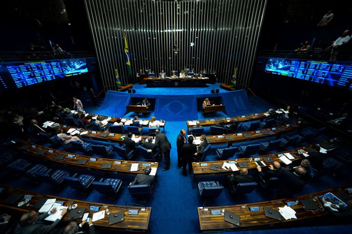 If the Senate convicts Rousseff, as expected, her vice president, Michel Temer, will be sworn in to serve out the rest of her