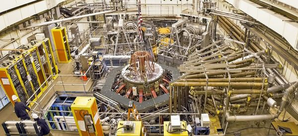 New Fusion Reactor Design Would Allow Us To Create A 'Star In A Jar'