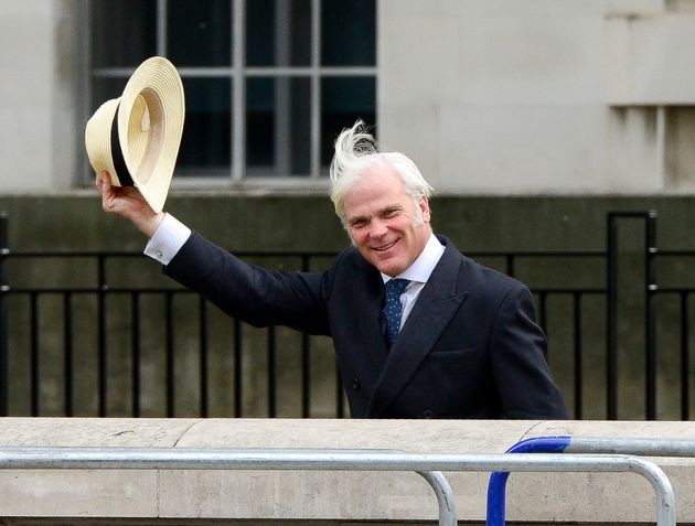 Tory MP Sir Desmond Swayne said that concealment 'leaves more to the